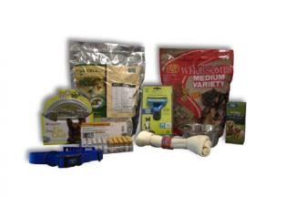 Dog related supplies